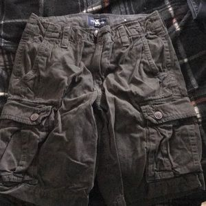Americans eagle cargo shorts